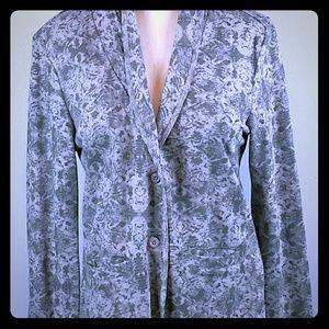 Ruff Hewn cotton blazer size Medium